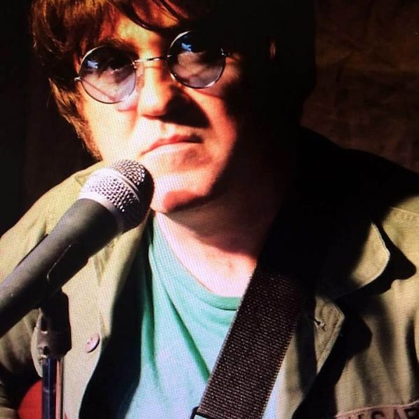 Bill Croft presents his John Lennon tribute live.