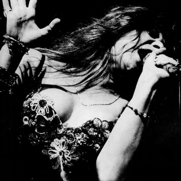 Cass Eager passionately peforms her tribute to Janis Joplin in the Pearl Rockumentary