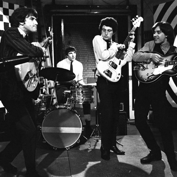 The Kinks are just one of the mod era acts featured in the Stark Raving Mode Rocumentary