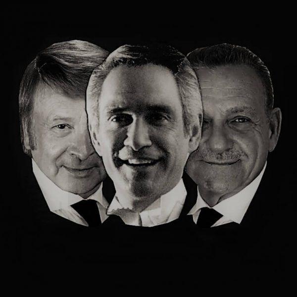 Roddy Montez, Jon Carlo, Milko Faoucalt-Larche are the Tenors United tribute to the great tenors