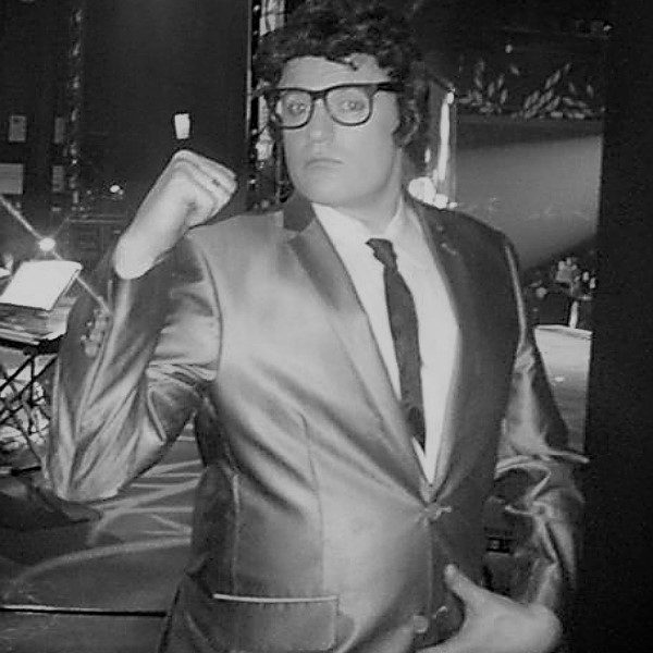 Allen McDonald presents all the great Buddy Holly hits live on stage