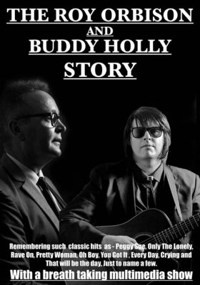 The Roy Orbison and Buddy Holly Story Poster