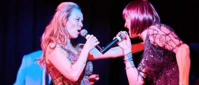 Lynsey and Dee perform live in The Soul Story